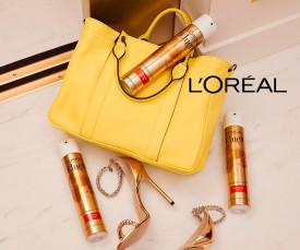 Imagem da campanha Especial L'Oréal Professionel