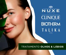 Imagem da campanha Tratamento de Olhos e Lábios