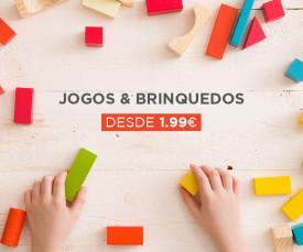 Dia da Criança! Jogos e Brinquedos desde 1.99eur