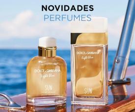 Perfumes Novidades
