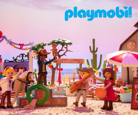 Brinquedos Playmobil desde 2,99eur