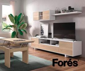 Imagem da campanha Forés