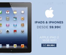 Imagem da campanha 72H Apple Especial! Stock limitado!