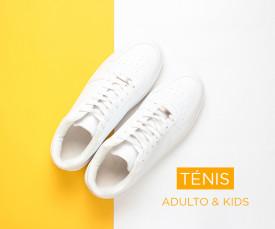 Imagem da campanha Ténis Para Toda a Família