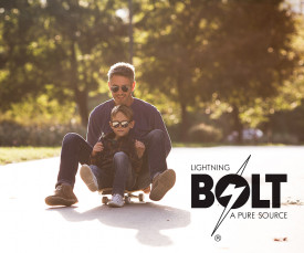 Imagem da campanha Lightning Bolt - Campanha Especial Dia do Pai