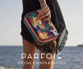 Parfois Special Events & Parties