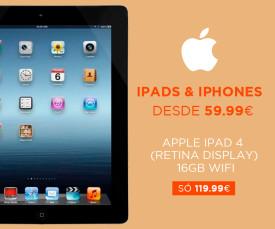 Imagem da campanha 72H Imperdível!! Apple Stock Off