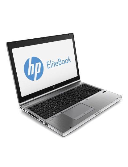 Portátil Recondicionado HP 2570P 8GB 180Gb i5 3ª Geração