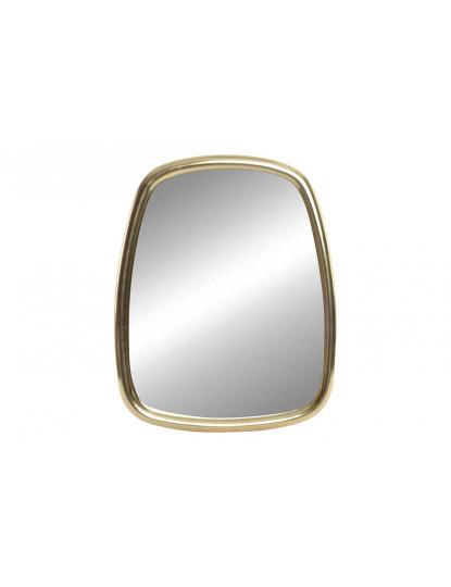 Espelho Resina Dourado