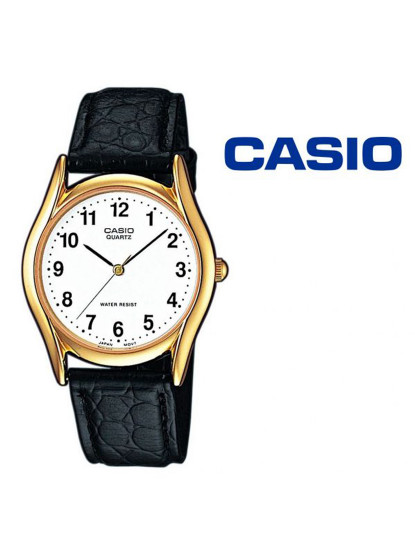 Relógio Casio® Unisexo Preto