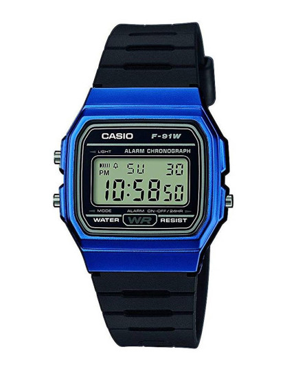 Relógio Casio Retro Vintage Unissexo Preto