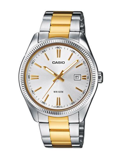Relógio Casio Collection Homem Dois tons