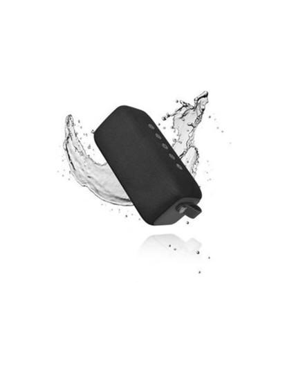 FNR Rockbox Bold M Waterproof Bluetooth Speaker Concrete