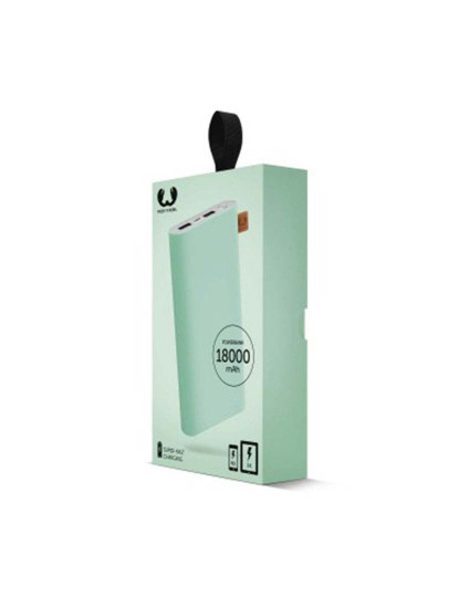 FNR Powerbank 18000 mAh Peppermint