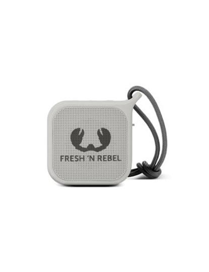 FNR Rockbox Bold S Waterproof Bluetooth Speaker Cloud Cinza