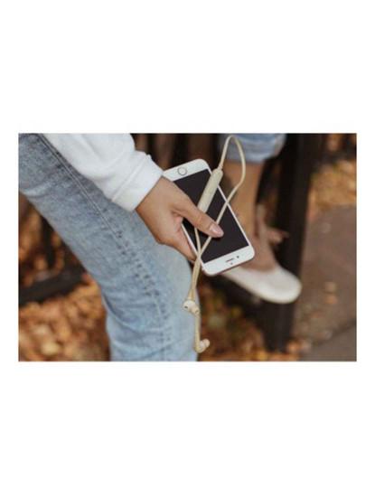 FNR Vibe Wireless in-ear headphones Buttercup