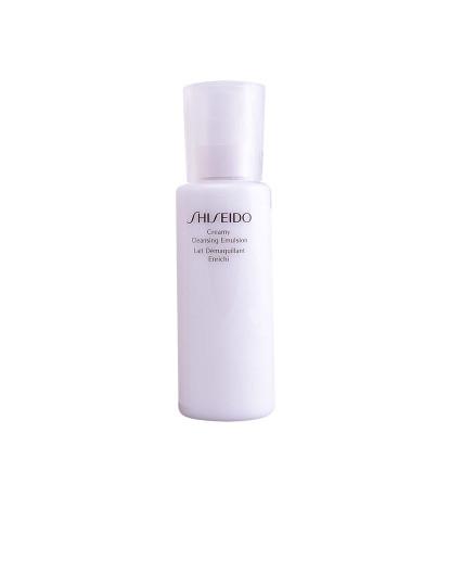 Shiseido Emulsão Creme De Limpeza Essentials 200 Ml