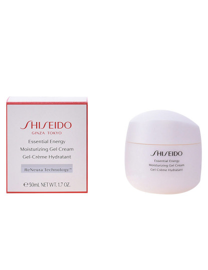Shiseido Essential Energy Moisturizing Gel Creme 50 Ml