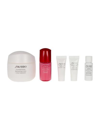 Shiseido Essential Energy Moisturizing Cream Lote 5 Pz