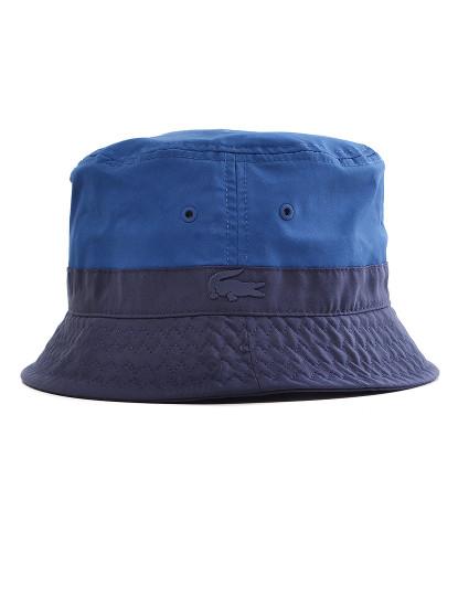 3746656a51a Chapéu Lacoste Azul Marinho e Azul Escuro