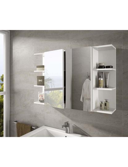 Móvel de Parede WC Forés Branco