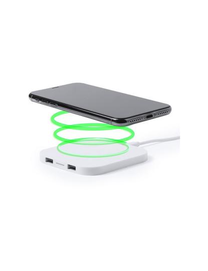 Powerbank Wireless 2100mAh + 2 saidas US