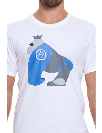 T-Shirt Money Homem Joe  Branco