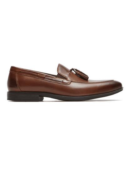 538b0ef4c Sapatos Rockport Style Connected Sc Tassel Castanho , até 2019-05-27