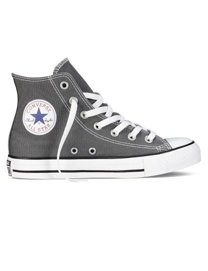 Ténis Converse Chuck Taylor All Star Core Hi Cinza, até 2019