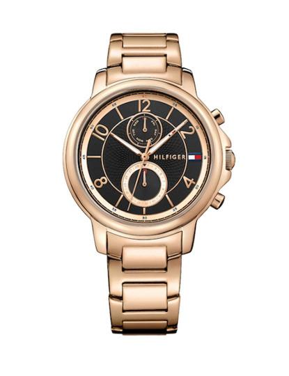 Relógio Tommy Hilfiger Homem Claudia Dourado