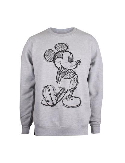 d685e9a9d Camisola Senhora Mickey Sketch Cinza