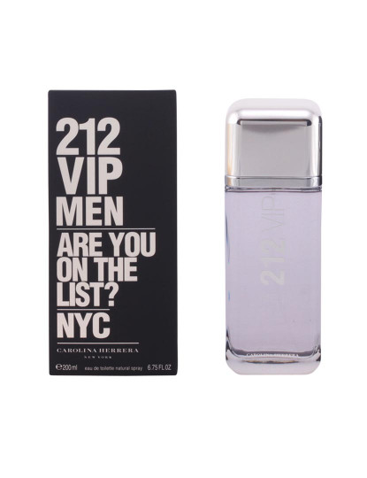 9e7d62934 Perfume Carolina Herrera 212 VIP Men edt vapo 200 ml