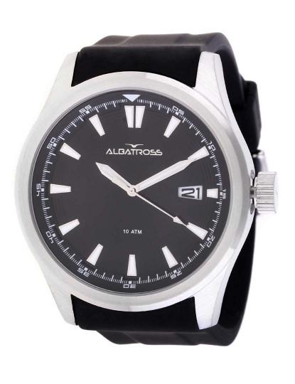 7e52dbd6a09 Relógio Albatross Urban Preto