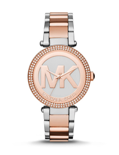 Relógio Michael Kors Senhora Dourado Rosa