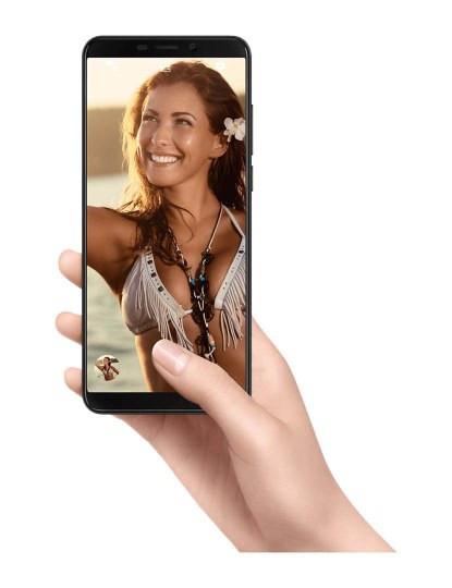 Cubot Nova 5.5HD 16GB/3GB Dual Sim 4G Preto NOVO