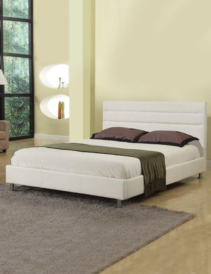 Cama Starlight Branco 190x140