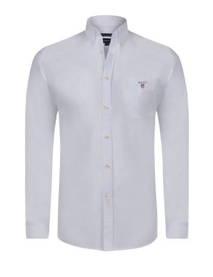 Camisa Gant Branca, até 2016-12-06 ac84a33363