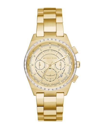 Relógio Michael Kors Vail Dourado Senhora
