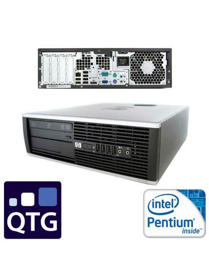 PC Recondicionado HP Compaq 6000 Pro Small Form Factor com Disco SSD de Alta Velocidade