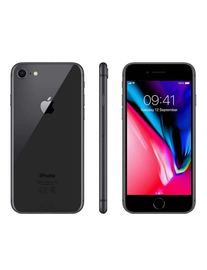 Apple iPhone 8 64 GB GRAU A Space Gray