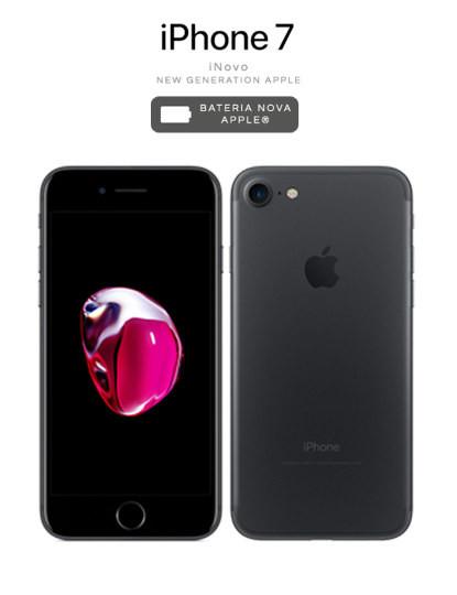 iPhone 7 32 GB Preto