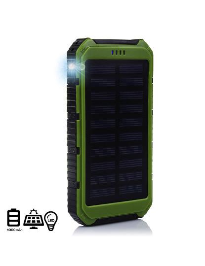 Powerbank Solar 10,000Mah