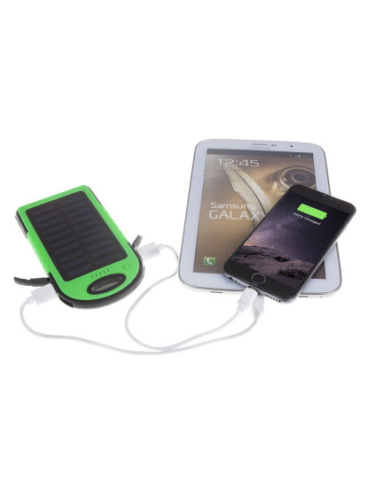 Powerbank Solar Waterproof 5,000Mah
