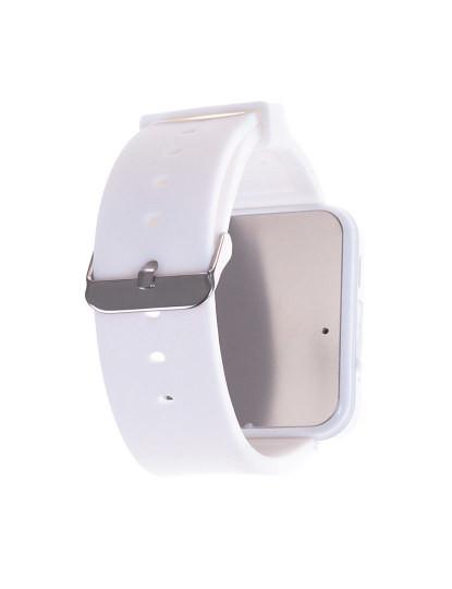 Smartwatch Multifunções Bluetooth Branco