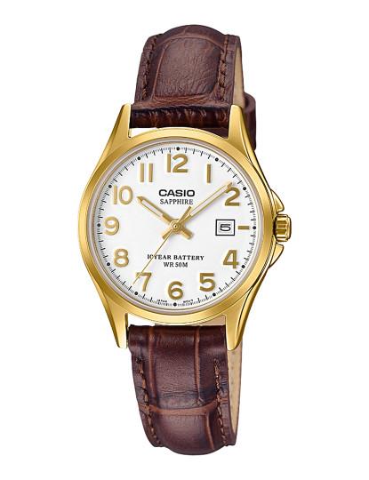 Relógio Casio Collection Senhora Castanho