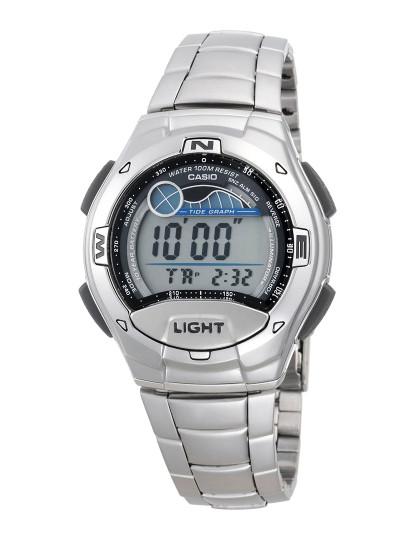 Relógio Casio Sports Unissexo Metalizado