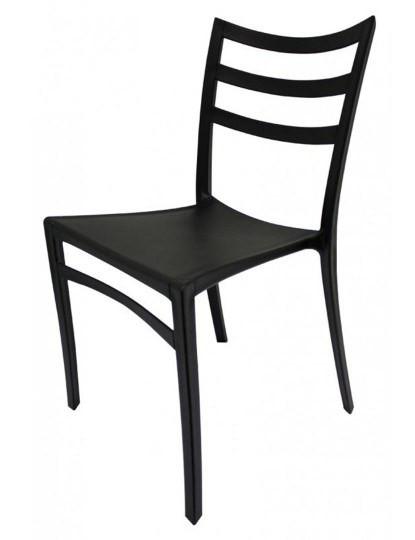 Cadeira Simple Preta