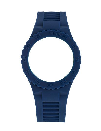 Bracelete Silicone Azul Navy