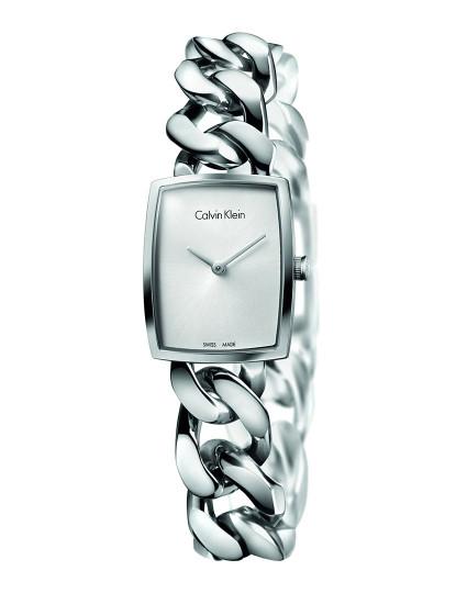 8a78e52af63 Relógio Senhora Calvin Klein Amaze Prateado