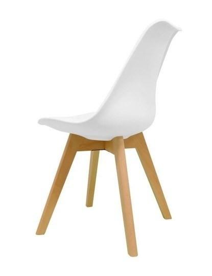 Cadeira Lulea Branca